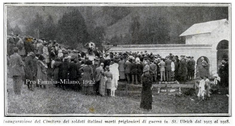 Ex Cimitero militare Ortisei