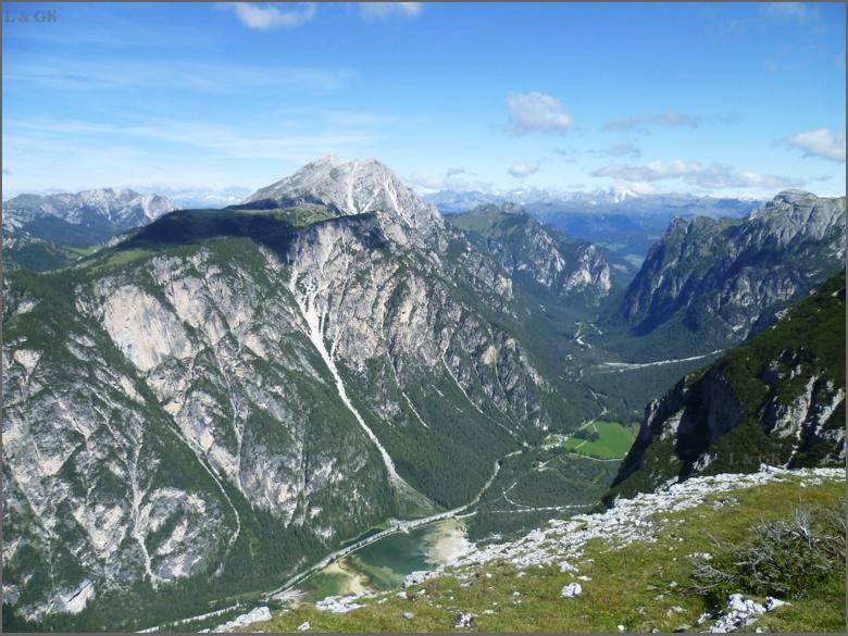 Monte Piana Dolomiti Di Sesto Pietri Grande Guerra