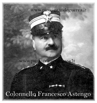 Astengo Francesco Colonnello sito