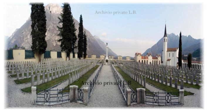 Panoramica Cimitero Arsiero