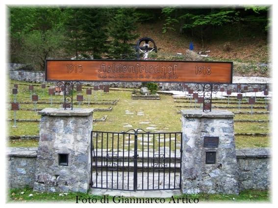 cimitero Kreuztratte sito