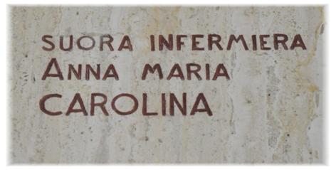 Carlin Anna Maria lap.Casteldante