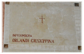 Orlandi Giuseppina lap.Verona