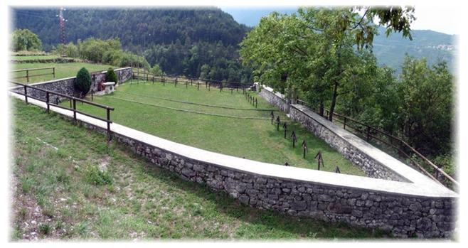 Ex cimitero Boccaldo Trambileno