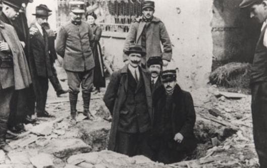 Bombardamento Milano 1916